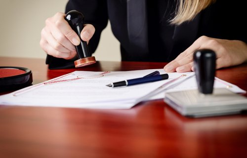 Reliable Notary Service in San Jose